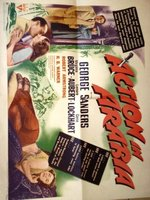 Action in Arabia movie poster (1944) picture MOV_54073d74
