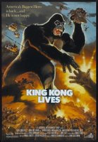 King Kong Lives movie poster (1986) picture MOV_540abd0a