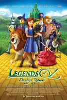 Legends of Oz: Dorothy's Return movie poster (2014) picture MOV_540ad156