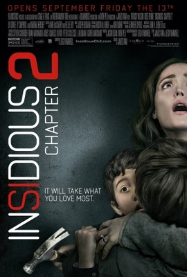 Insidious: Chapter 2 movie poster (2013) poster MOV_540c85d8