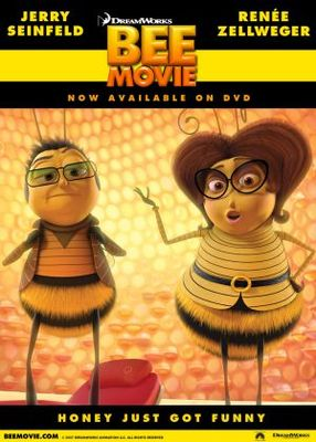 Bee Movie movie poster (2007) poster MOV_54110822
