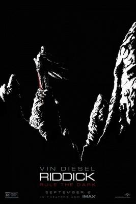 Riddick movie poster (2013) poster MOV_5411ad3e