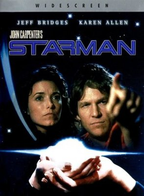 Starman movie poster (1984) poster MOV_541afbf8