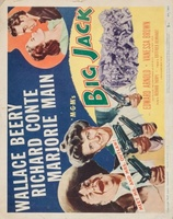 Big Jack movie poster (1949) picture MOV_51ee6a35