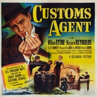 Customs Agent movie poster (1950) picture MOV_541d7995