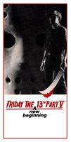 Friday the 13th: A New Beginning movie poster (1985) picture MOV_541f4301