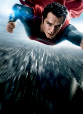 Man of Steel movie poster (2013) poster MOV_542b84e9