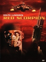 Red Scorpion movie poster (1989) picture MOV_543622c3
