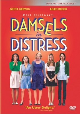 Damsels in Distress movie poster (2011) poster MOV_543f5d85