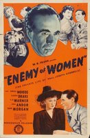 Enemy of Women movie poster (1944) picture MOV_54407e07