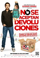 No se Aceptan Devoluciones movie poster (2013) picture MOV_5441325c