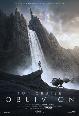 Oblivion movie poster (2013) poster MOV_5443b0c3
