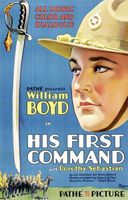 His First Command movie poster (1929) picture MOV_54494558