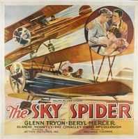 The Sky Spider movie poster (1931) picture MOV_544a0a0b