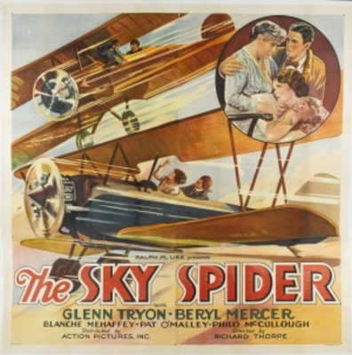 The Sky Spider movie poster (1931) poster MOV_544a0a0b