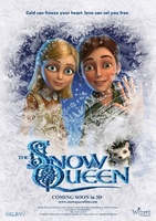 The Snow Queen movie poster (2012) picture MOV_544ad2e6