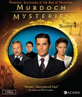 Murdoch Mysteries movie poster (2008) picture MOV_544c2024