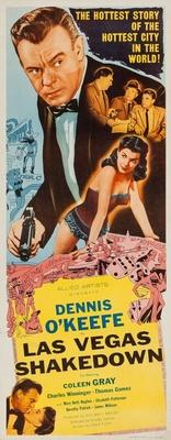 Las Vegas Shakedown movie poster (1955) poster MOV_544c5142