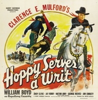 Hoppy Serves a Writ movie poster (1943) picture MOV_544c71e1