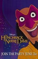 The Hunchback of Notre Dame movie poster (1996) picture MOV_545062cb