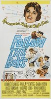 Follow the Boys movie poster (1963) picture MOV_5450c796