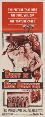 Duffy of San Quentin movie poster (1954) poster MOV_5451efc6
