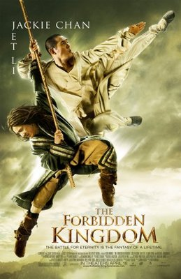 The Forbidden Kingdom movie poster (2008) poster MOV_54544809