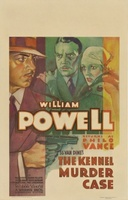 The Kennel Murder Case movie poster (1933) picture MOV_545bbe28