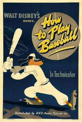 How to Play Baseball movie poster (1942) poster MOV_545fc2f9