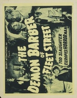 Sweeney Todd: The Demon Barber of Fleet Street movie poster (1936) picture MOV_5464eb9d