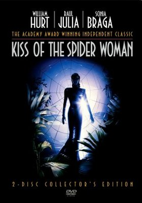 Kiss of the Spider Woman movie poster (1985) poster MOV_546a1da3