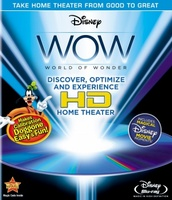 Disney WOW: World of Wonder movie poster (2010) picture MOV_546a82ff
