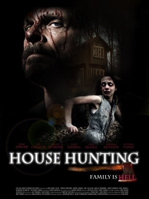 House Hunting movie poster (2013) poster MOV_546c4ac6