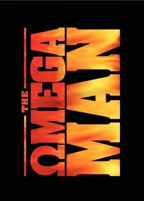 The Omega Man movie poster (1971) poster MOV_546f78fe