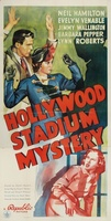 Hollywood Stadium Mystery movie poster (1938) picture MOV_54713c70