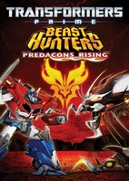 Transformers Prime Beast Hunters: Predacons Rising movie poster (2013) picture MOV_54786062