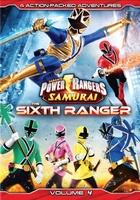 Power Rangers Samurai movie poster (2011) picture MOV_5480c9e3
