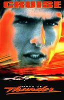 Days of Thunder movie poster (1990) picture MOV_548569d5