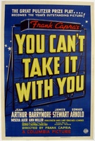 You Can't Take It with You movie poster (1938) picture MOV_54929d0c