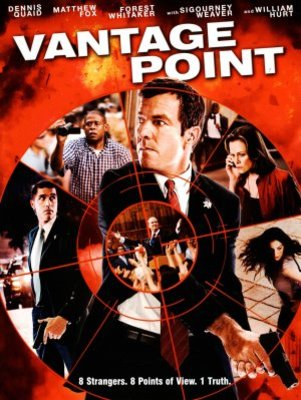 Vantage Point movie poster (2008) poster MOV_5493bdf4