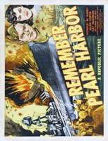 Remember Pearl Harbor movie poster (1942) picture MOV_54942c26