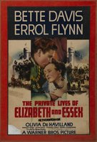 The Private Lives of Elizabeth and Essex movie poster (1939) picture MOV_549459b5