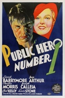 Public Hero #1 movie poster (1935) picture MOV_549de118