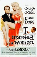 I Married a Woman movie poster (1958) picture MOV_54a5de3a