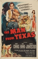 Man from Texas movie poster (1948) picture MOV_54a91e06