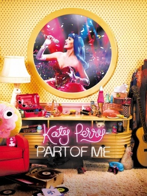 Katy Perry: Part of Me movie poster (2012) poster MOV_54aa9d53