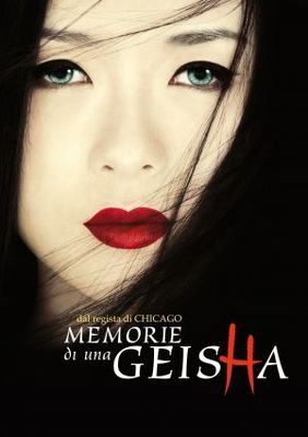 Memoirs of a Geisha movie poster (2005) poster MOV_54ae6b97