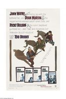 Rio Bravo movie poster (1959) picture MOV_54afcceb