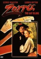 Zorro, the Gay Blade movie poster (1981) picture MOV_54b1efd0