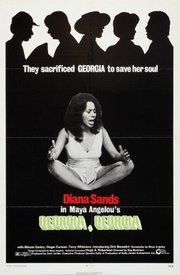 Georgia, Georgia movie poster (1972) poster MOV_54b292fe